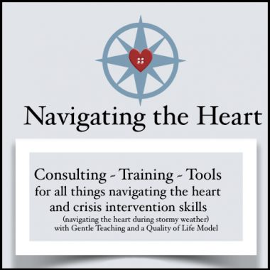 about navigating the heart