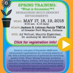 Registration Open for Workshop Days in May