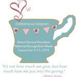 Celebrating National DSP Week September 9-15