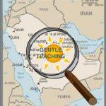 Sharing Resources, Gentle Teaching Training in Saudi Arabia